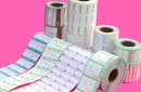 Thermosensitive adhesive labels