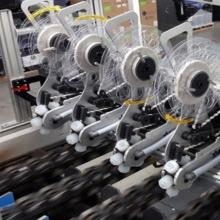 AP410 fruit intelligent labeling machine