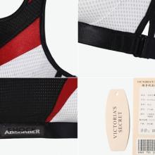 Victoria's underwear fashion card tags+ machine label+adhesive label
