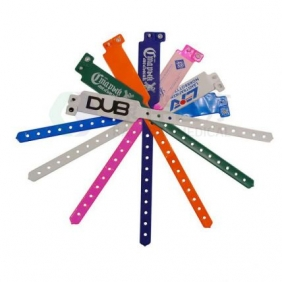 Entertainment wristbands