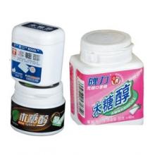 香港品珍集团-食品不干胶标签-调味料不干胶标签