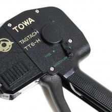日本TOWA穿线枪 珠宝枪 珠宝首饰标签枪 价格牌 绑线枪